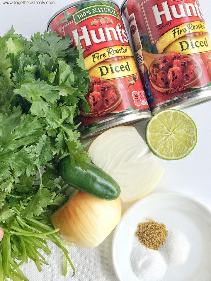 FIRE ROASTED SALSA | Together as Family