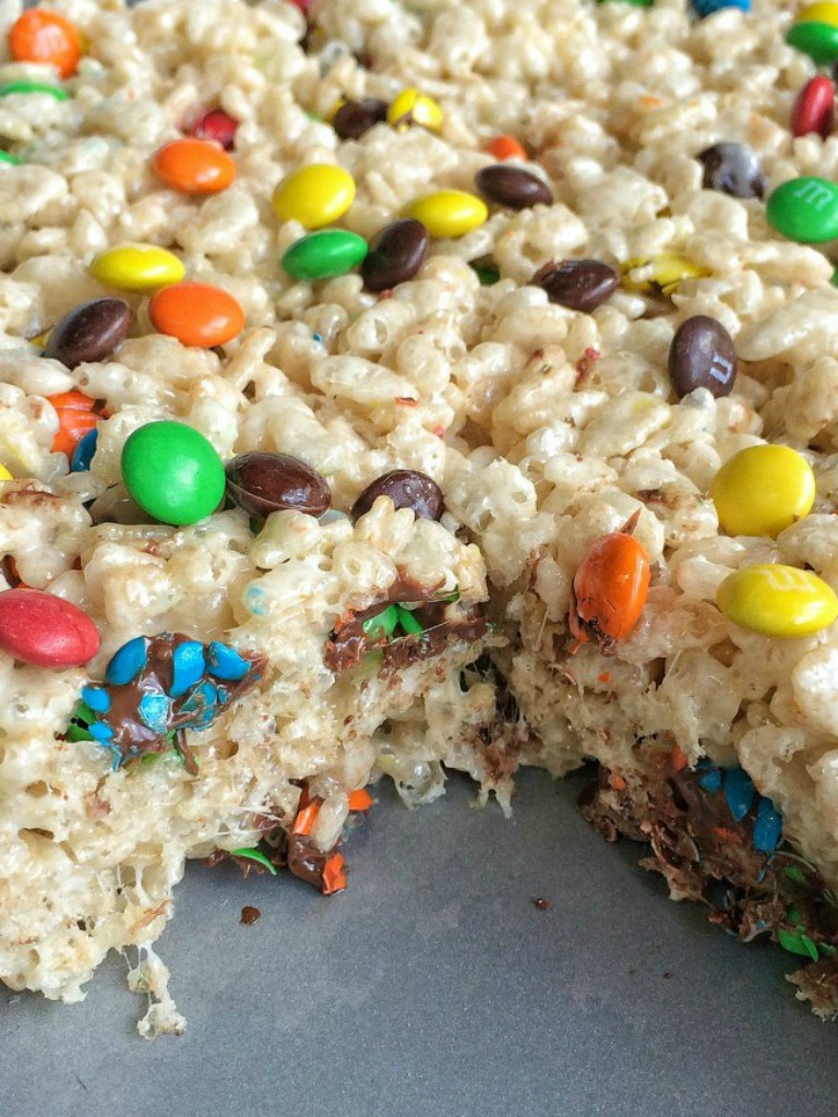 M&M's Rice Krispies - Together as Family