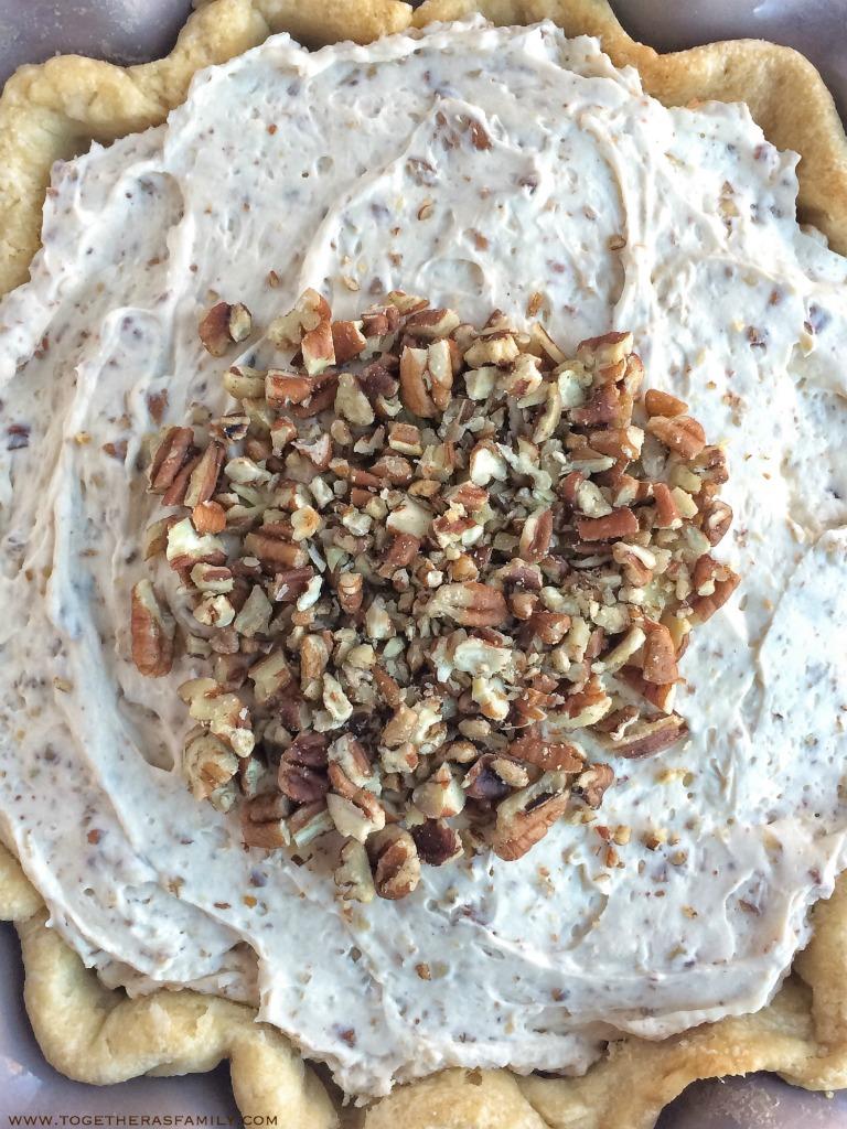 Pecan Cream Pie