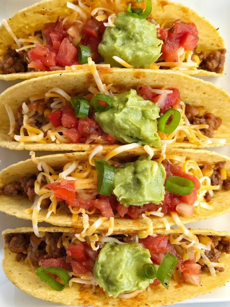 20 Minutes Bbq Beef Ranchero Tacos Together As Family