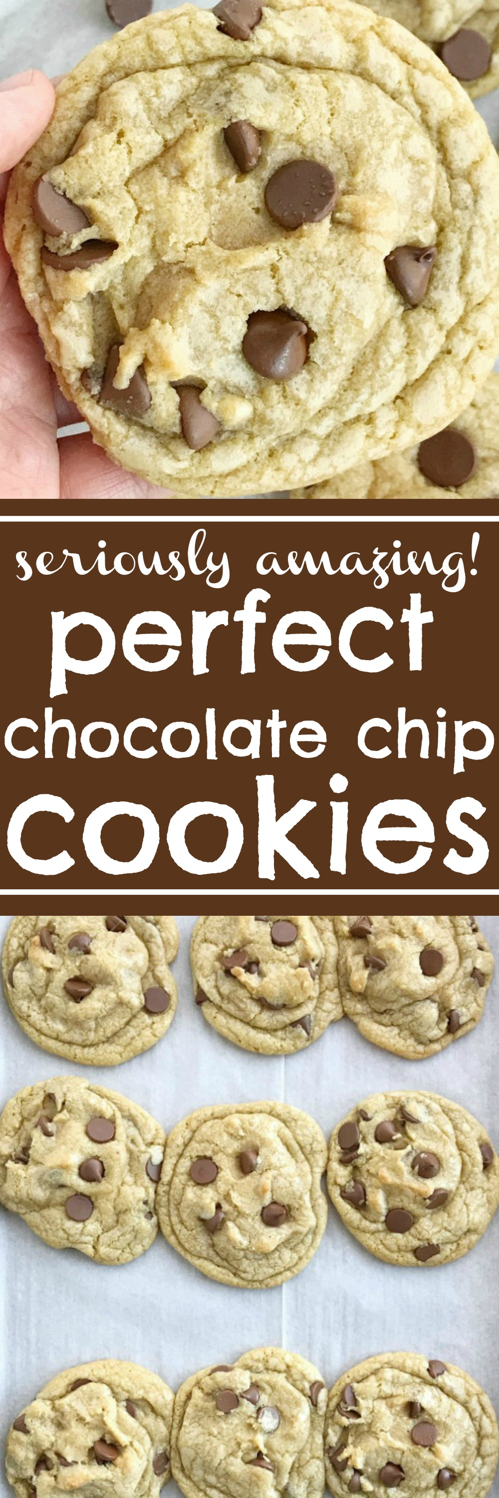 {seriously amazing!} Perfect Chocolate Chip Cookies ...
