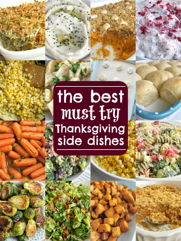 The Best Thanksgiving Side Dish Recipes Together As Family,Best White Paint For Bedroom Walls Uk