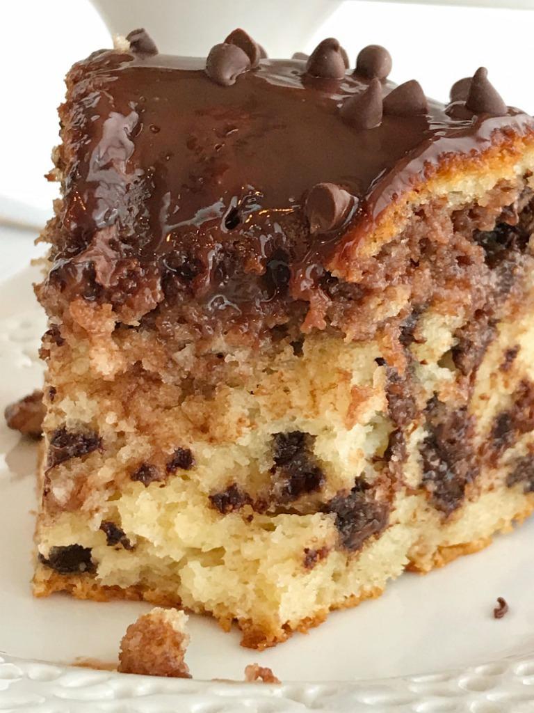 Chocolate Chip Bundt Cake Recipe With Cake Mix