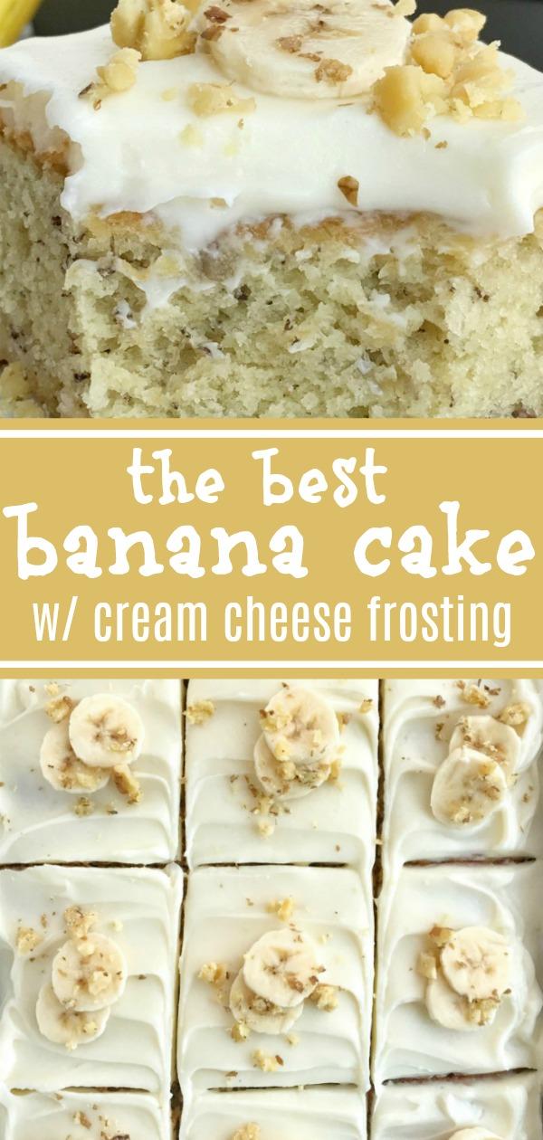 How To Bake Soft And Moist Banana Cake