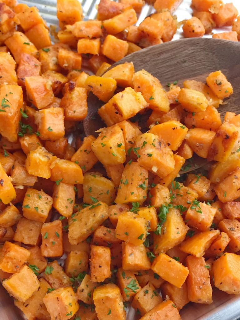 how to make sweet potatoes soft