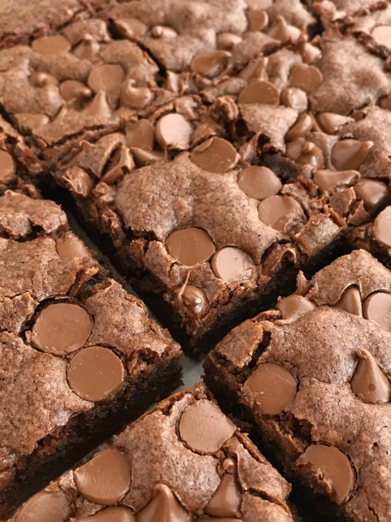 Can I Make Brownies With Chocolate Cake Mix