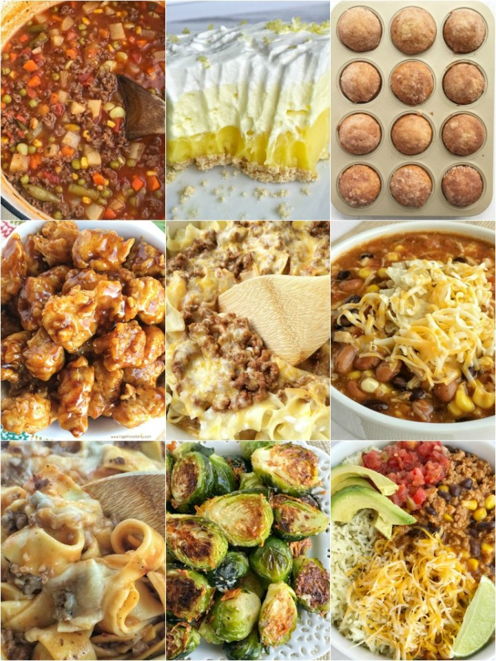 Top 10 Recipes of 2018 on Together as Family | Here are the top 10 recipes from 2018 that you all visited the most! These top recipes have been made multiple times in my own home and it truly makes me happy that they are also being made in your homes and loved as well. #recipes #bestrecipes #toprecipes #recipeoftheday