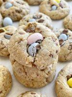 Cadbury Mini Egg Cookie Recipe