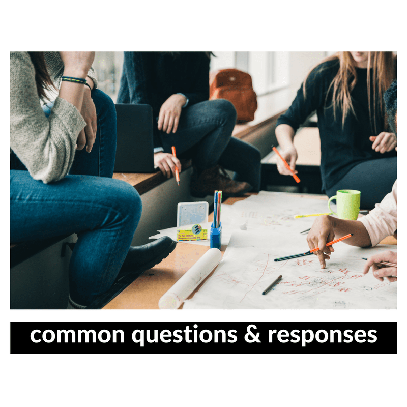 Common Questions & Responses