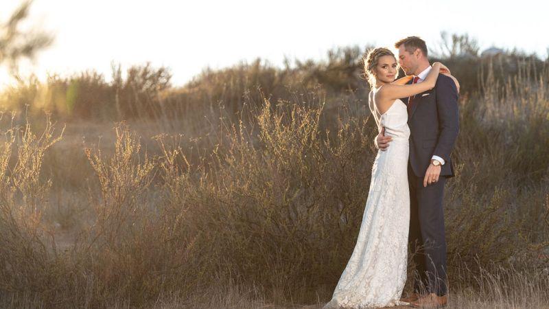 Bohemian Dream Wedding at Wolf Feather Honey Farm – Temecula, CA