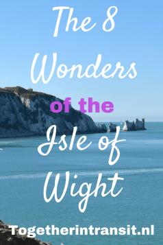 8 wonders of the IoW