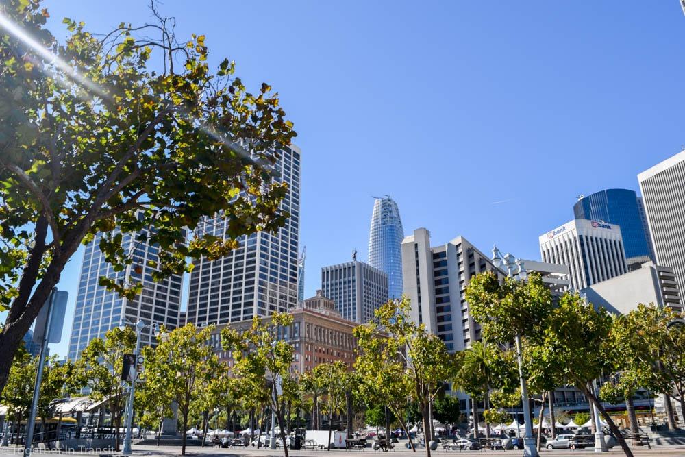 San Francisco highlights - city life