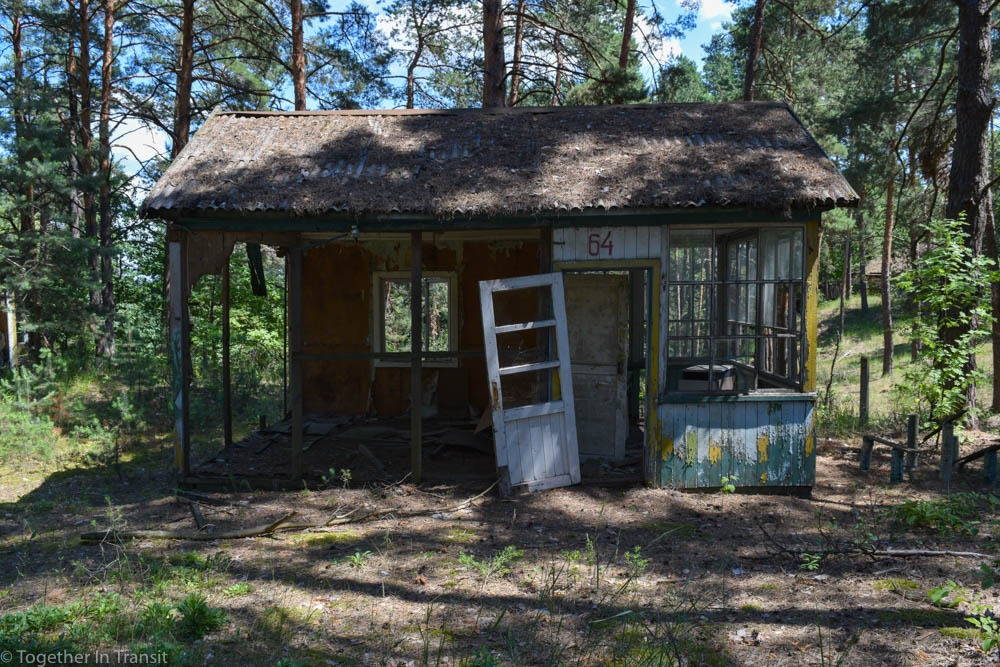 The Chernobyl Disaster - Inside the housing at pripyat