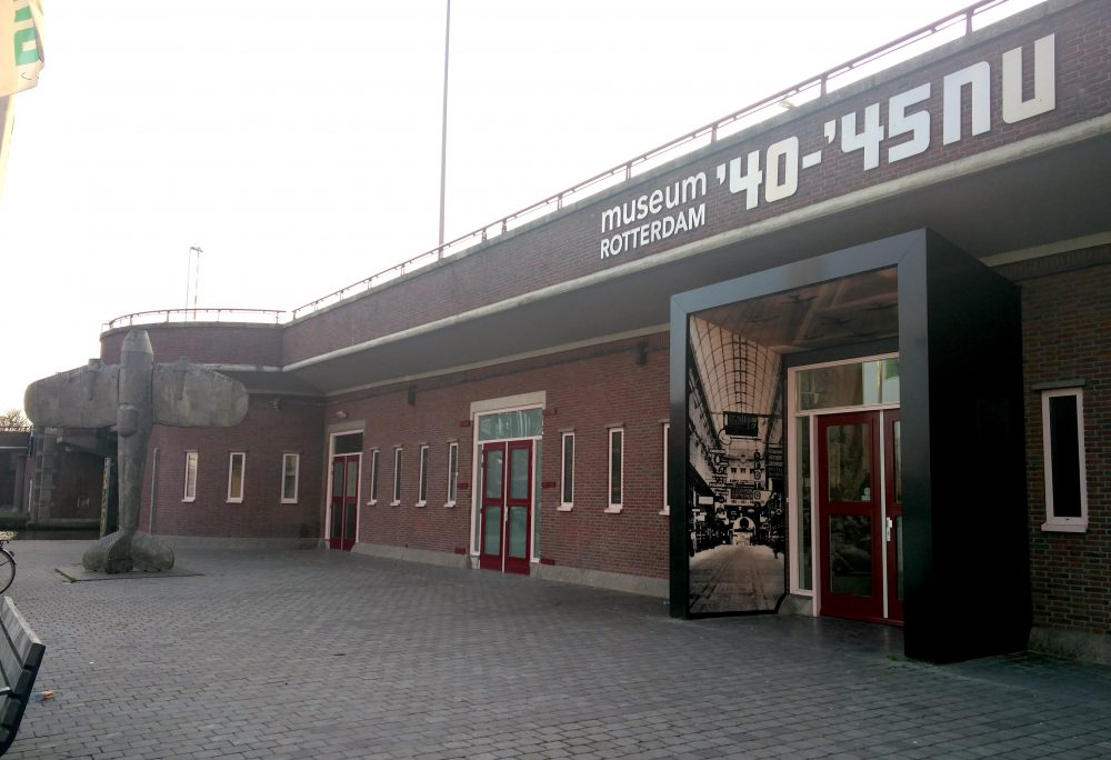Rotterdam Museum '40-'45 is one of the recommendations of things to do in Rotterdam in Winter