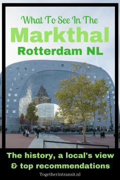 Markthal Rotterdam is one of the top foodie highlights to visit all year round, with snacks bars to restaurants to feed those cravings.