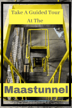 Take a guided tour in the Maastunnel in Rotterdam.