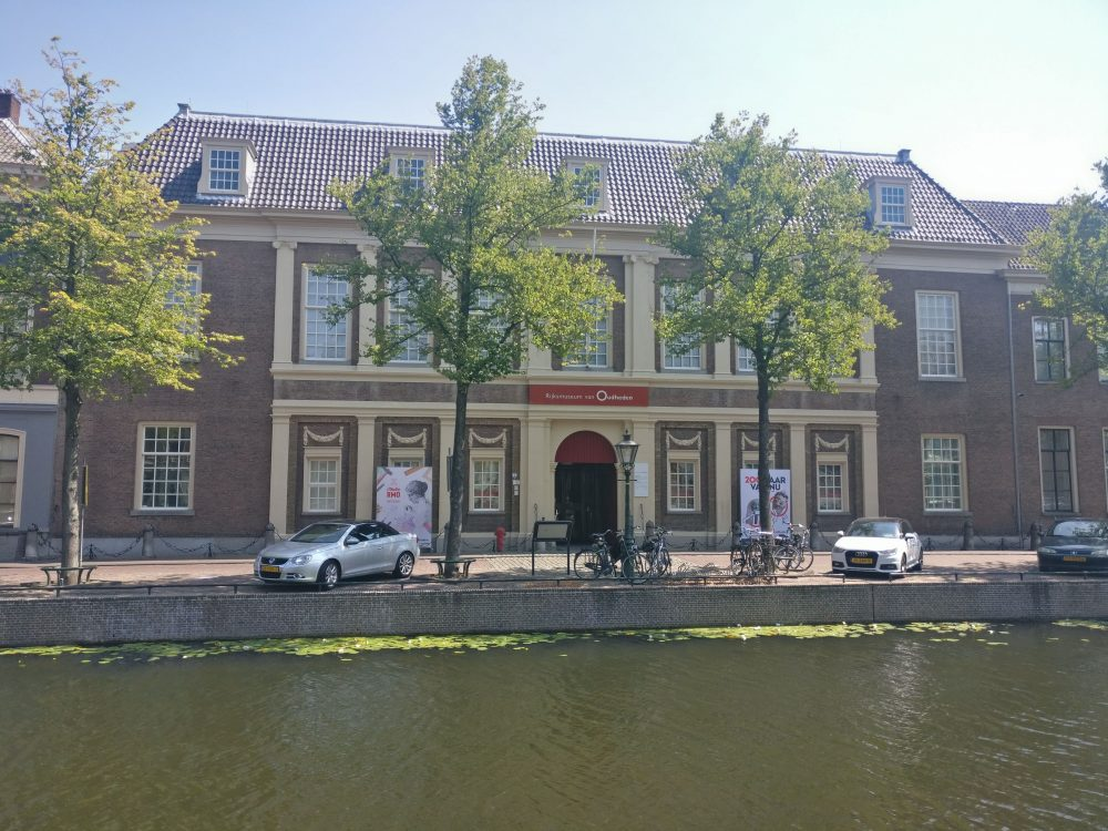 Rijksmuseum van Oudheden in Leiden that we visited for our egypt planning