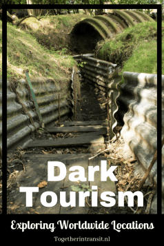 Exploring Dark Tourism Locations Worldwide, such as Alcatraz, Chernobyl and Dachau. Read more at togetherintransit.nl #darktourism #travel