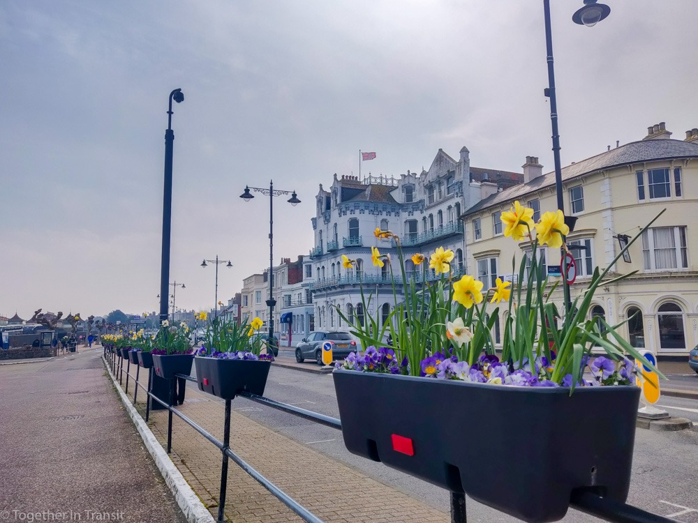 Ryde Seafront