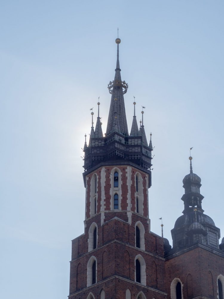 St Marys Church in Krakow