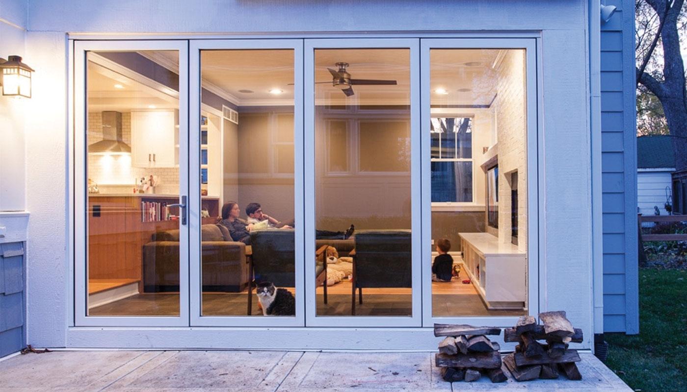 4 ft wide sliding glass door sliding