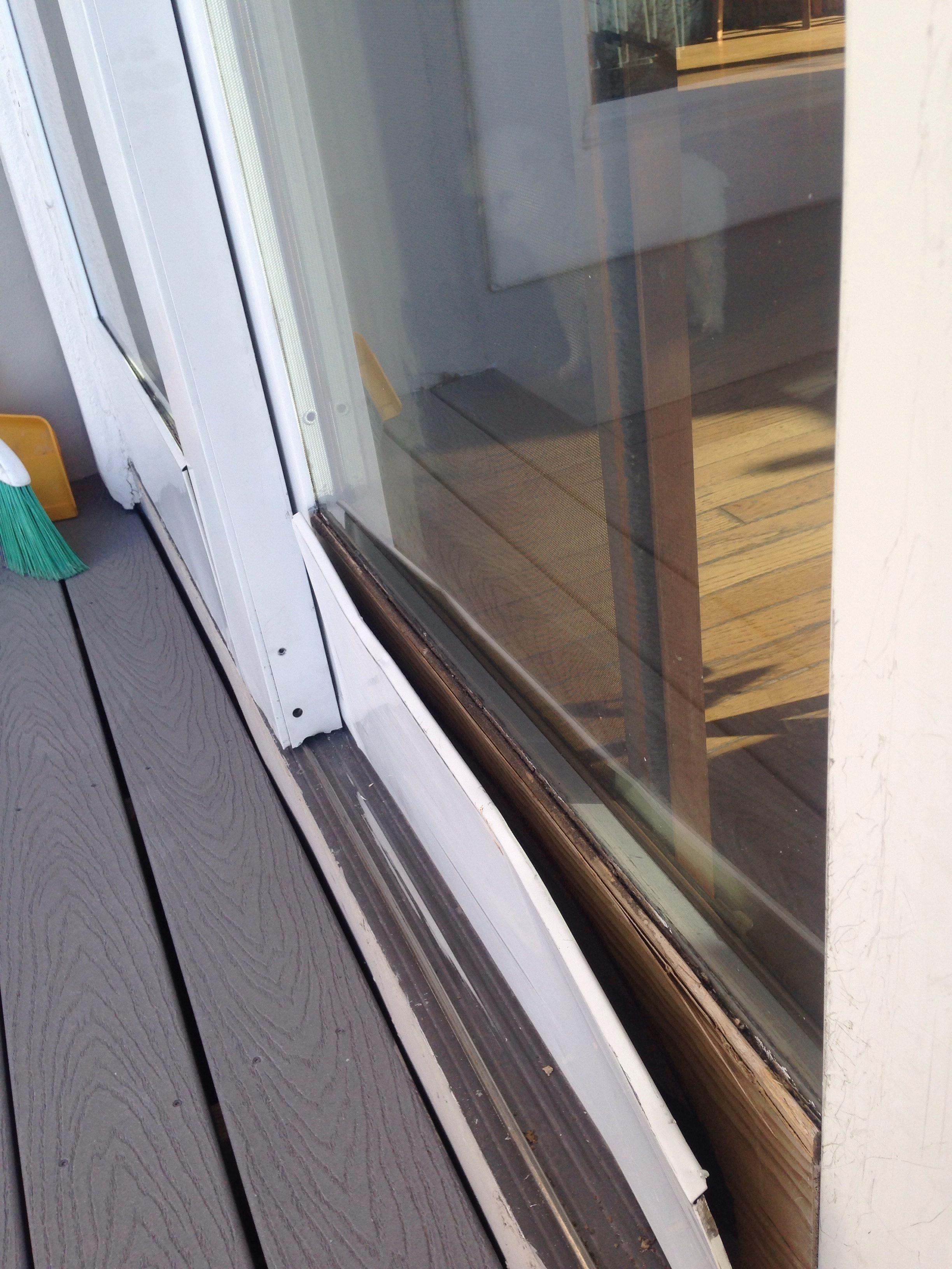 pella sliding screen door spring