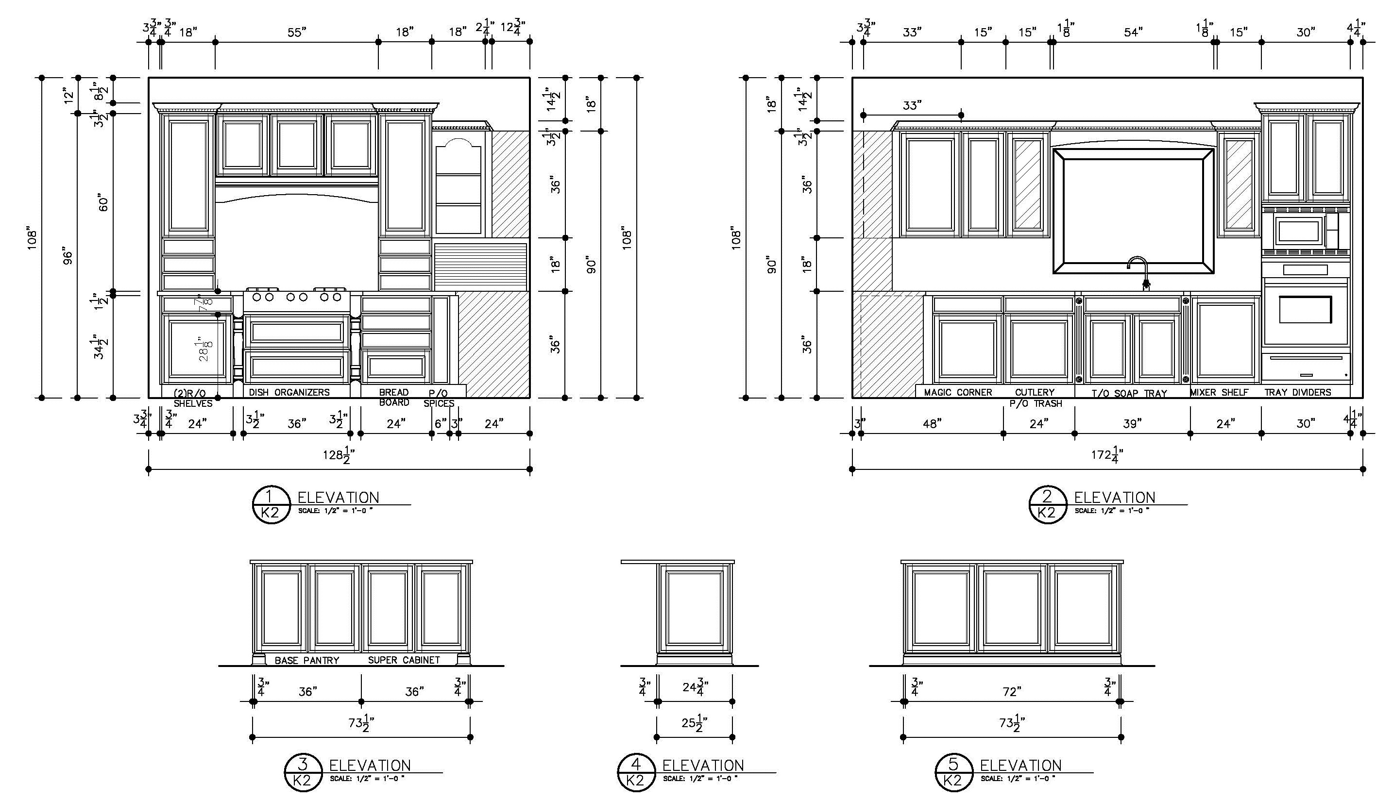 Sliding Glass Cabinet Door Guides