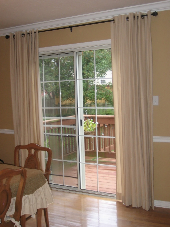 patio door curtains cheaper than retail