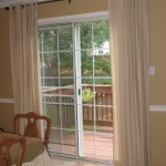 Sliding Patio Door Curtain Ideas Sliding Doors