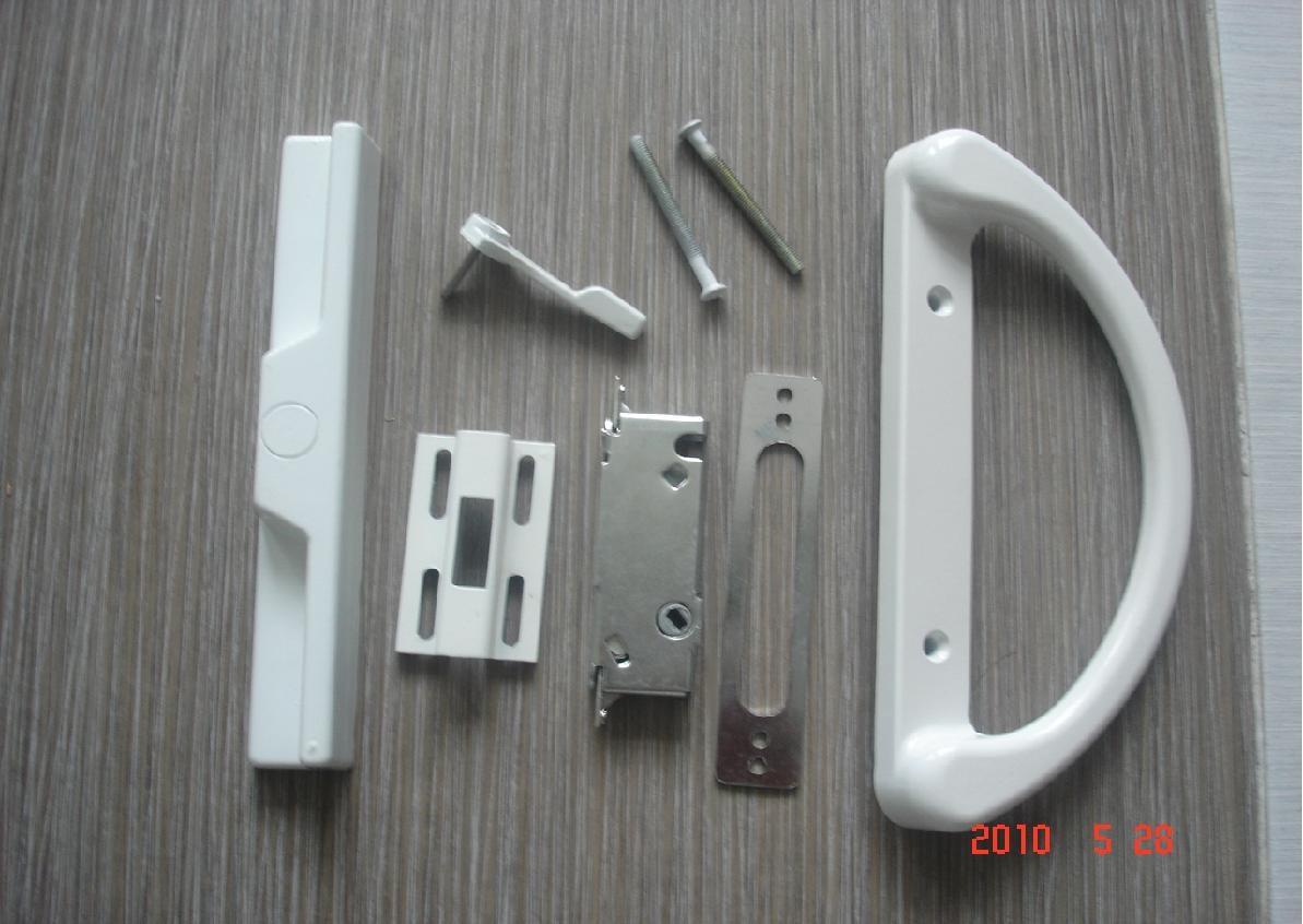 pella sliding patio door handle with