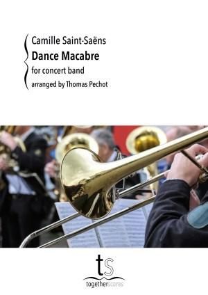 Partitions Harmonie Danse Macabre Saint-Saëns