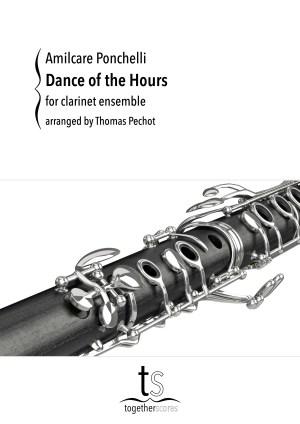 Partitions Ensemble Clarinettes Danse des Heures