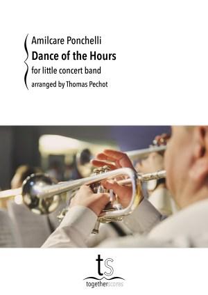 Partitions Petit Orchestre Harmonie Danse des Heures