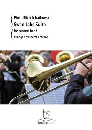 Partition Orchestre Harmonie Lac des Cygnes
