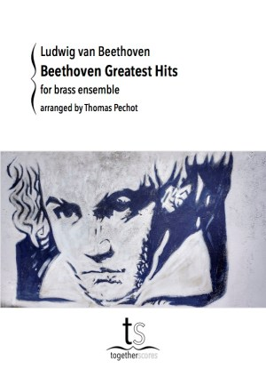 Partition Ensemble Cuivres Beethoven Greastest Hits