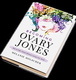 becoming ovary jones hard cover