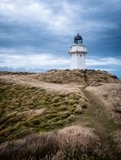 The Lighthouse at Waipapa Point