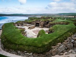 Settlement of Skara Brae