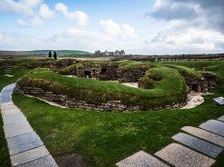 Settlement of Skara Brae