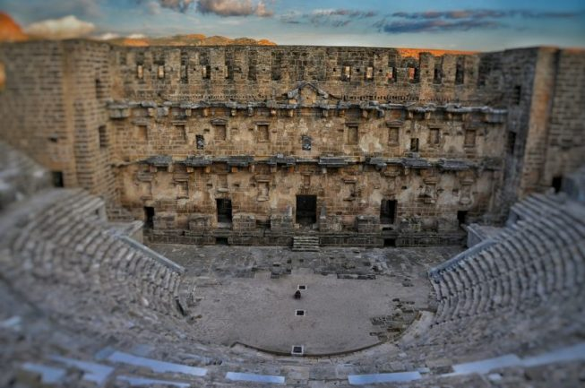 The oldest form of applied theatre