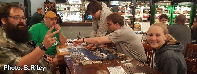 Battlestar Galactica at [toggle Gaming]