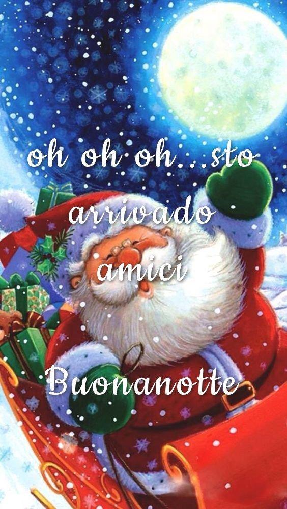 Immagini Buonanotte Natalizie.Buonanotte Vigilia Di Natale Toghigi Paper