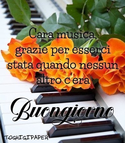 buongiorno musica immagini nuove gratis whatsapp facebook