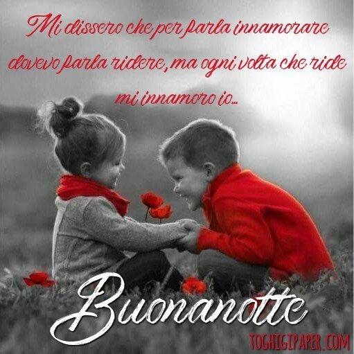 Buonanotte bellissime e nuove immagini gratis citazioni amore