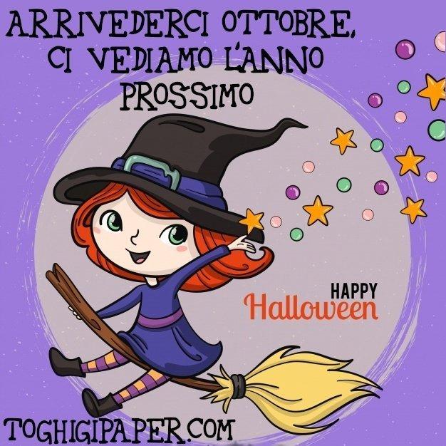 Buonanotte halloween nuove e belle immagini gratis WhatsApp