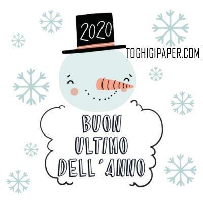 VIGILIA CAPODANNO 2020