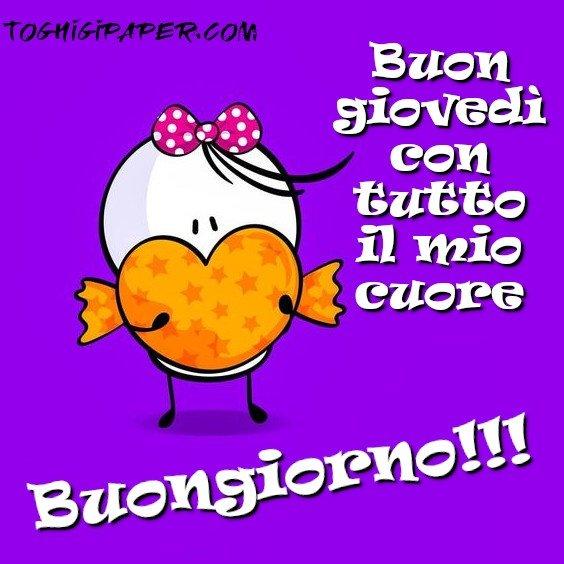 buongiorno buon giovedì immagini nuove gratis whatsapp facebook