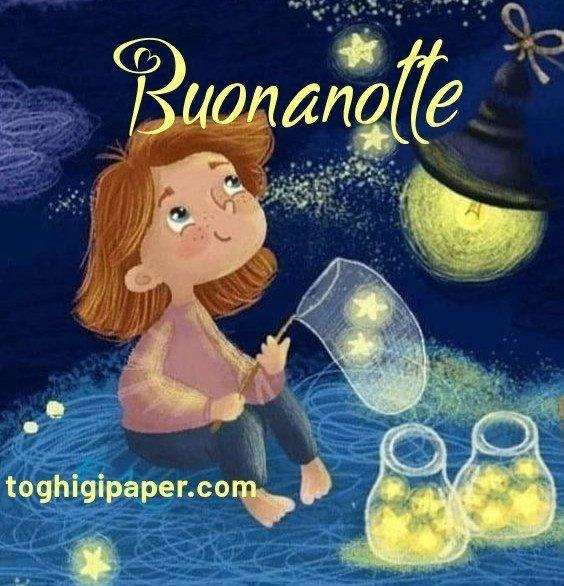 Buonanotte stelle immagini gratis WhatsApp nuove bacionotte dolci sogni per WhatsApp, Facebook, Pinterest, Instagram, Twitter