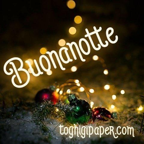 Buonanotte natalizia immagini gratis WhatsApp nuove bacionotte dolci sogni per WhatsApp, Facebook, Pinterest, Instagram, Twitter