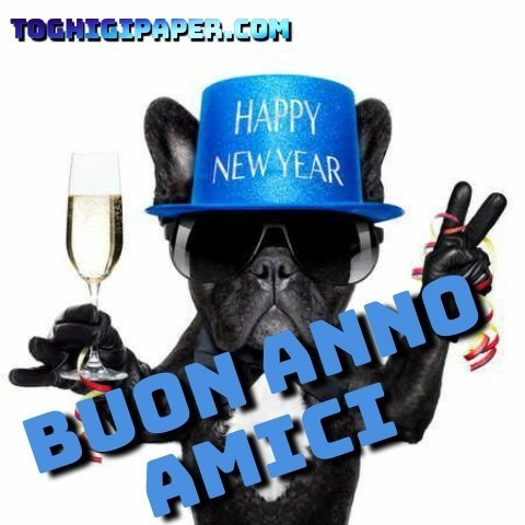 Buon Anno nuovo immagini nuove bellissime e gratis da condividere su WhatsApp Facebook Instagram, Tumblr, Twitter